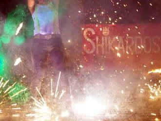 Fireshow SHIKARDOS.Taniec z ogniem,pokazy ognia.Wolne terminy 2021,  Kartuzy