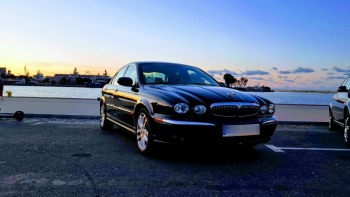 Auto do Ślubu - Klasyczny Jaguar, Samochód, auto do ślubu, limuzyna Władysławowo