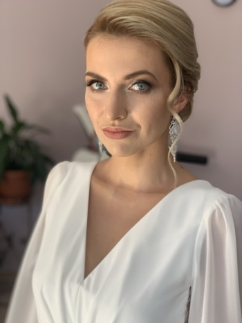 Makijaż ślubny i okolicznościowy Karolina Lidzbarska, Makijaż ślubny, uroda Szemud