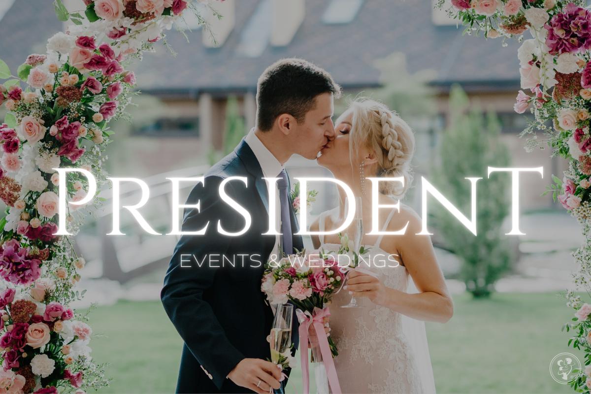 PresidenT Events&Wedding Kompleksowa Organizacja Ślubu i Wesela, Poznań - zdjęcie 1