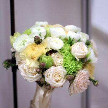 Takie Kwiatki - bukiety ślubne, dekoracje weselne, florystyka..., Kwiaciarnia, bukiety ślubne Ryglice