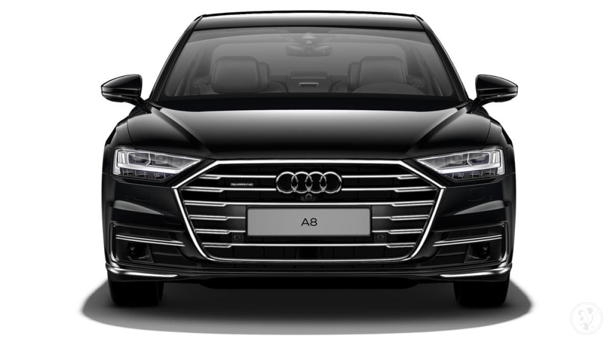 Najnowsze Audi A8 Wynajem do Ślubu, Jaworzno - zdjęcie 1