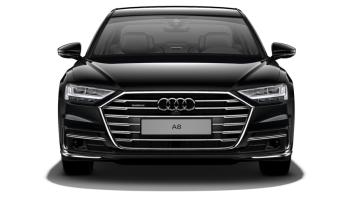 Najnowsze Audi A8 Wynajem do Ślubu, Samochód, auto do ślubu, limuzyna Tarnowskie Góry