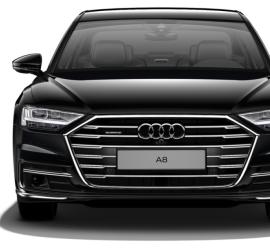 Najnowsze Audi A8 Wynajem do Ślubu,  Jaworzno