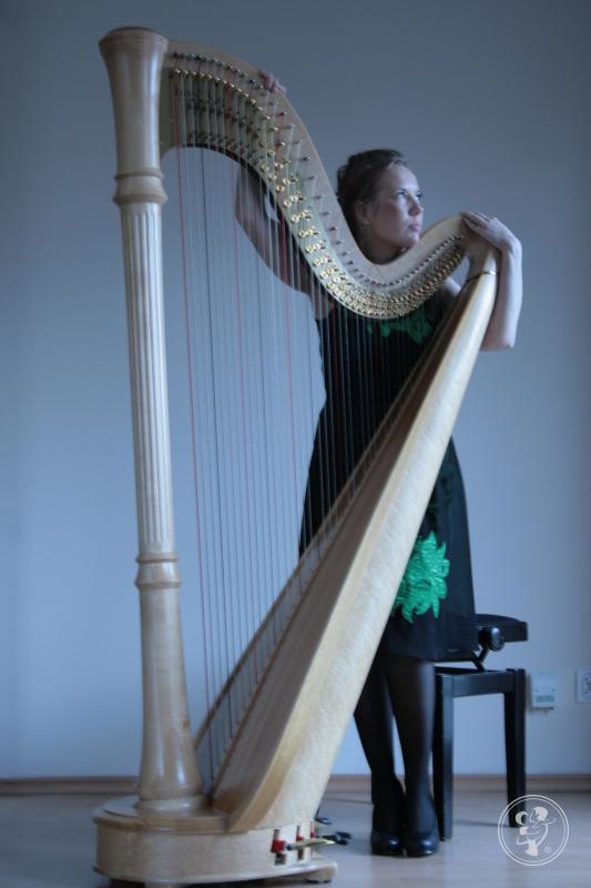 Harfa na ślub. Wyjątkowa oprawa muzyczna., Poznań - zdjęcie 1
