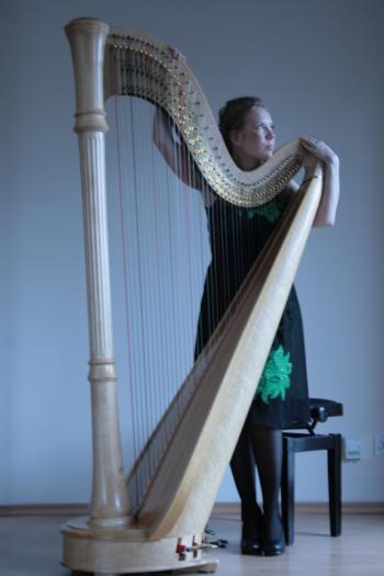 Harfa na ślub. Wyjątkowa oprawa muzyczna., Oprawa muzyczna ślubu Konin