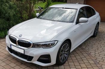 BMW serii 3 (G20) - Wasza limuzyna do Ślubu, Samochód, auto do ślubu, limuzyna Skała