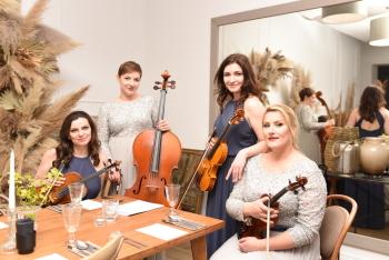 Kwartet smyczkowy - ślub i wesele, Oprawa muzyczna ślubu Wojnicz