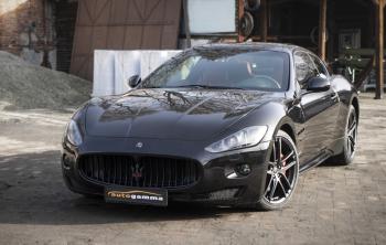 Maserati GranTurismo - samochod na wesela - sam prowadzisz, Samochód, auto do ślubu, limuzyna Wisła