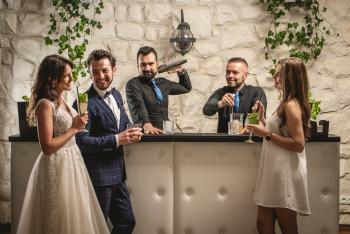 Barman na wesele / Mobilny drink bar - Cocktail Group, Barman na wesele Lublin