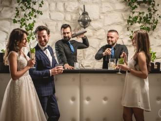 Barman na wesele / Mobilny drink bar - Cocktail Group,  Lublin