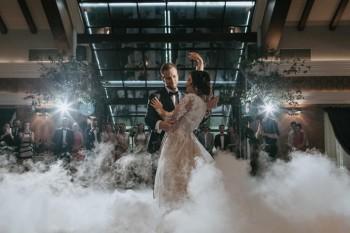Ciężki dym, Taniec w chmurach, wytwornica ciężkiego dymum balony HELED, Ciężki dym Nowy Wiśnicz