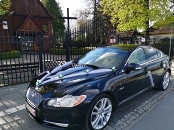 Jaguar xf 4.2 do ślubu, Samochód, auto do ślubu, limuzyna Iłża