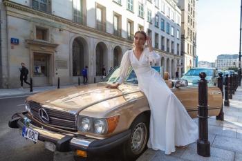 Ślub w gwiazdach, Samochód, auto do ślubu, limuzyna Wyszków