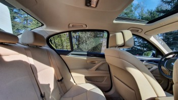 Biała Limuzyna BMW 520f10 kremowy środek + BUS, Samochód, auto do ślubu, limuzyna Szadek