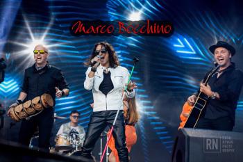 Włoskie Wesele z Marco Bocchino - włoski wokalista, Artysta Żarki