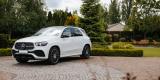 Auto do ślubu Mercedes GLE 2020r biały kolor, Białystok - zdjęcie 4