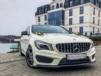 Wynajem limuzyn  Mercedes-Benz do Ślubu,  Nowy Sącz