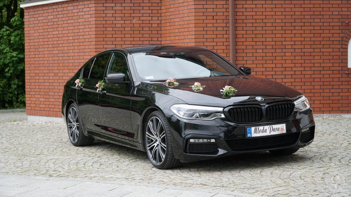 Samochód do ślubu BMW 5 , MUSTANG GT , MASERATI GHIBLI SQ4 oraz inne, Olsztyn - zdjęcie 1