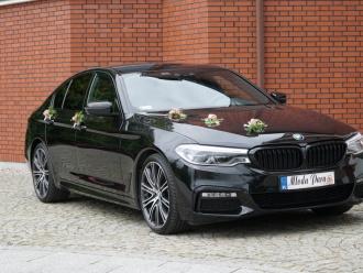 Samochód do ślubu BMW 5 , MUSTANG GT , MASERATI GHIBLI SQ4 oraz inne,  Olsztyn
