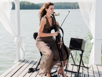 Wedding Cello - oryginalna oprawa ślubu na wiolonczeli elektrycznej,  Poznań