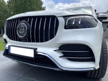 Mercedes GLS 2020 powered-by-brabus, Samochód, auto do ślubu, limuzyna Łaziska Górne