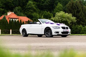 BMW Cabrio & Limuzyna , Samochód, auto do ślubu, limuzyna Kolbuszowa