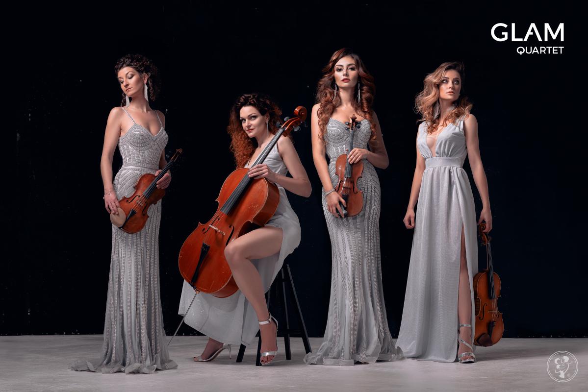 GLAM quartet - kwartet smyczkowy - oprawa muzyczna ślubu, Poznań - zdjęcie 1