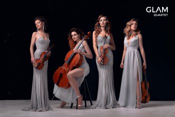 GLAM quartet - kwartet smyczkowy - oprawa muzyczna ślubu, Oprawa muzyczna ślubu Jarocin