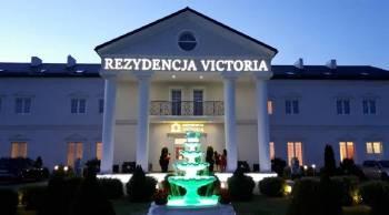 Rezydencja Victoria, Sale weselne Lębork