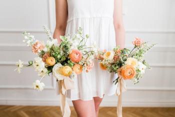PINAGRO pracownia florystyczna - dekoracje, kwiaty, bukiety, florystka, Dekoracje ślubne Ożarów Mazowiecki