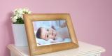 Cyfrowa ramka na zdjęcia 10  Wi-Fi WOOD DESIGN - prezent dla rodziców, Warszawa - zdjęcie 3