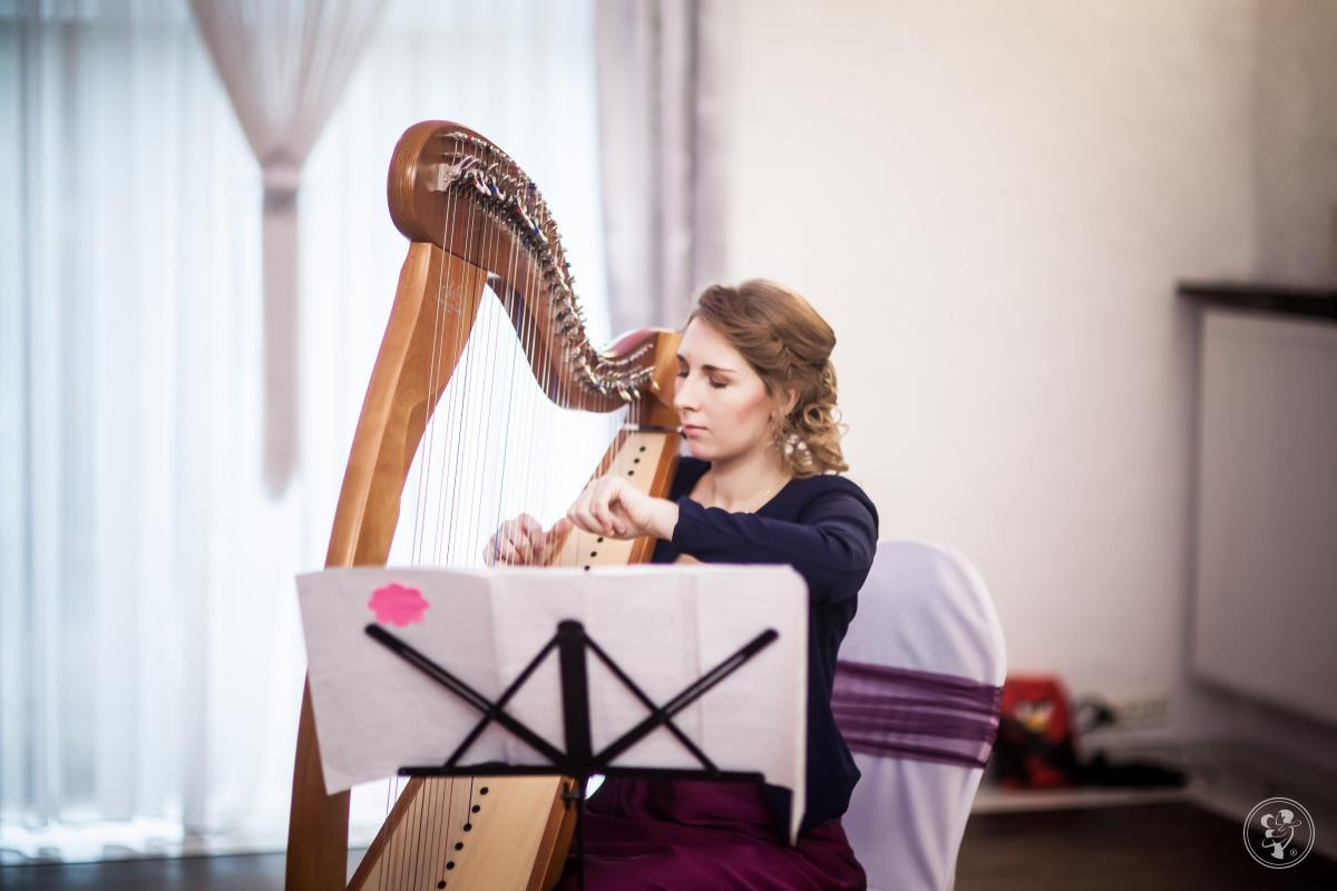 Harfa - wyjątkowa oprawa muzyczna na Twoim Ślubie!, Kraków - zdjęcie 1