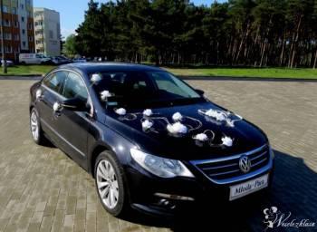 auto do ślubu VW Passat CC, Samochód, auto do ślubu, limuzyna Dobrzyń nad Wisłą