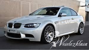 Legendarne BMW M3 E92 , Samochód, auto do ślubu, limuzyna Rajgród