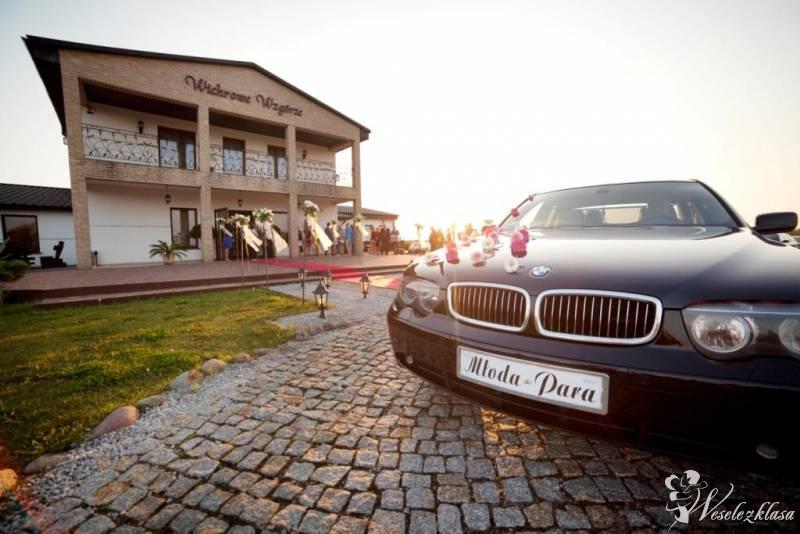 Eksluzywne limuzyny do ślubu - BMW 730 E65, AUDI A8, Poznań - zdjęcie 1