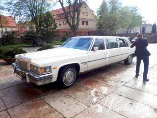 Zabytkowa *biała* Limuzyna Trómiasto! Cadillac rodem z filmu - unikaln, Gdańsk - zdjęcie 1