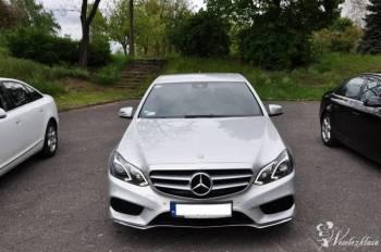 Mercedes E Audi A6 A4 Ślub, Samochód, auto do ślubu, limuzyna Obrzycko