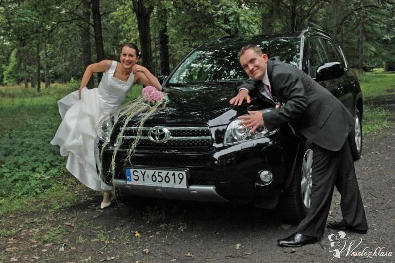 Auto na ślub - wynajem - Toyota RAV4, Bytom - zdjęcie 1