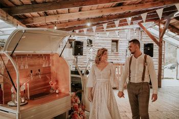 van Bąbellini - idealny mobliny bar na Twoje wesele!, Barman na wesele Jarocin