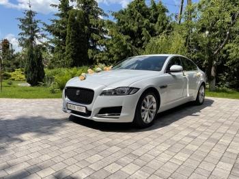 Jaguar XF - Wasz idealny samochód do ślubu - wolne terminy!, Samochód, auto do ślubu, limuzyna Alwernia