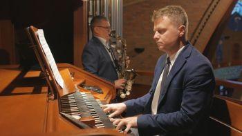 Duet Poważny - saksofon, organy.  Wymarzony duet na ceremonię ślubną!!, Oprawa muzyczna ślubu Brzeszcze