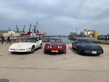 Zabytkowe Corvette do ślubu, Samochód, auto do ślubu, limuzyna Rumia