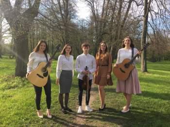 Oprawa muzyczna ślubu- zespół Bogu wyśpiewam. Zapraszamy do kontaktu!, Oprawa muzyczna ślubu Łomża