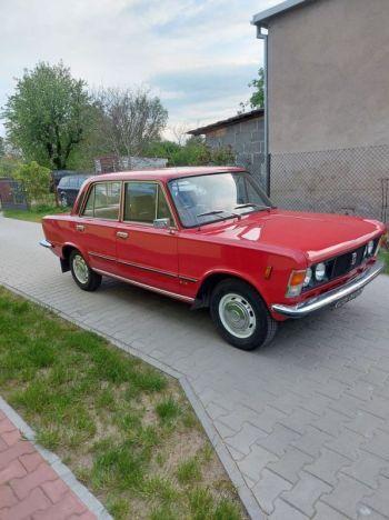 Auto na ślub Fiat 125, Samochód, auto do ślubu, limuzyna Poznań