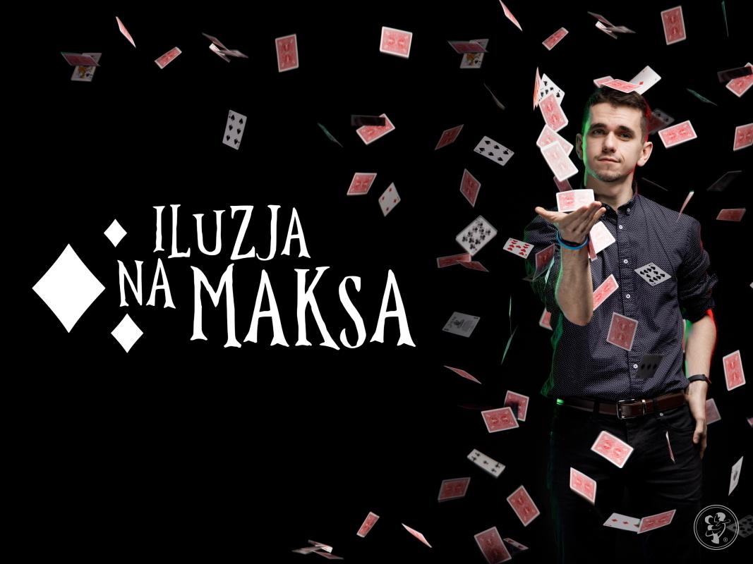 ?Elegancki pokaz iluzji- Iluzja na Maksa- iluzjonista Maksymilian Buk, Kraków - zdjęcie 1