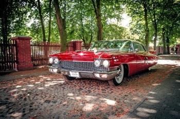 Cadillac, Mustang, Panamera, Mercedes Samochody do ślubu 1922-2020r., Samochód, auto do ślubu, limuzyna Chodzież