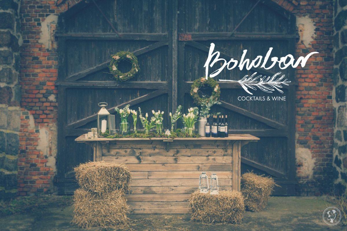 BOHOBAR-barmani na wesele, rustykalny bar, wesele BOHO, BARBOHO, Sopot - zdjęcie 1