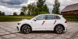 Auto do ślubu Samochód na wesele biały SUV VW Tiguan R-Line, Kielce - zdjęcie 3