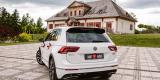 Auto do ślubu Samochód na wesele biały SUV VW Tiguan R-Line, Kielce - zdjęcie 4